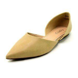 Refresh Women Hedy D'Orsay Flat Shoe New